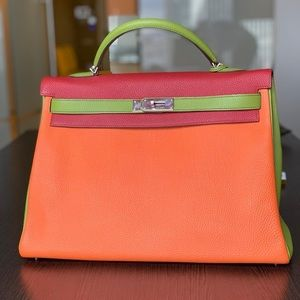 Limited edition Hermès Kelly 40